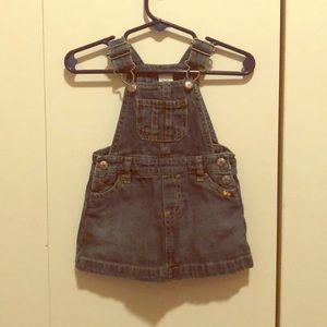 Carter's Overall Dress